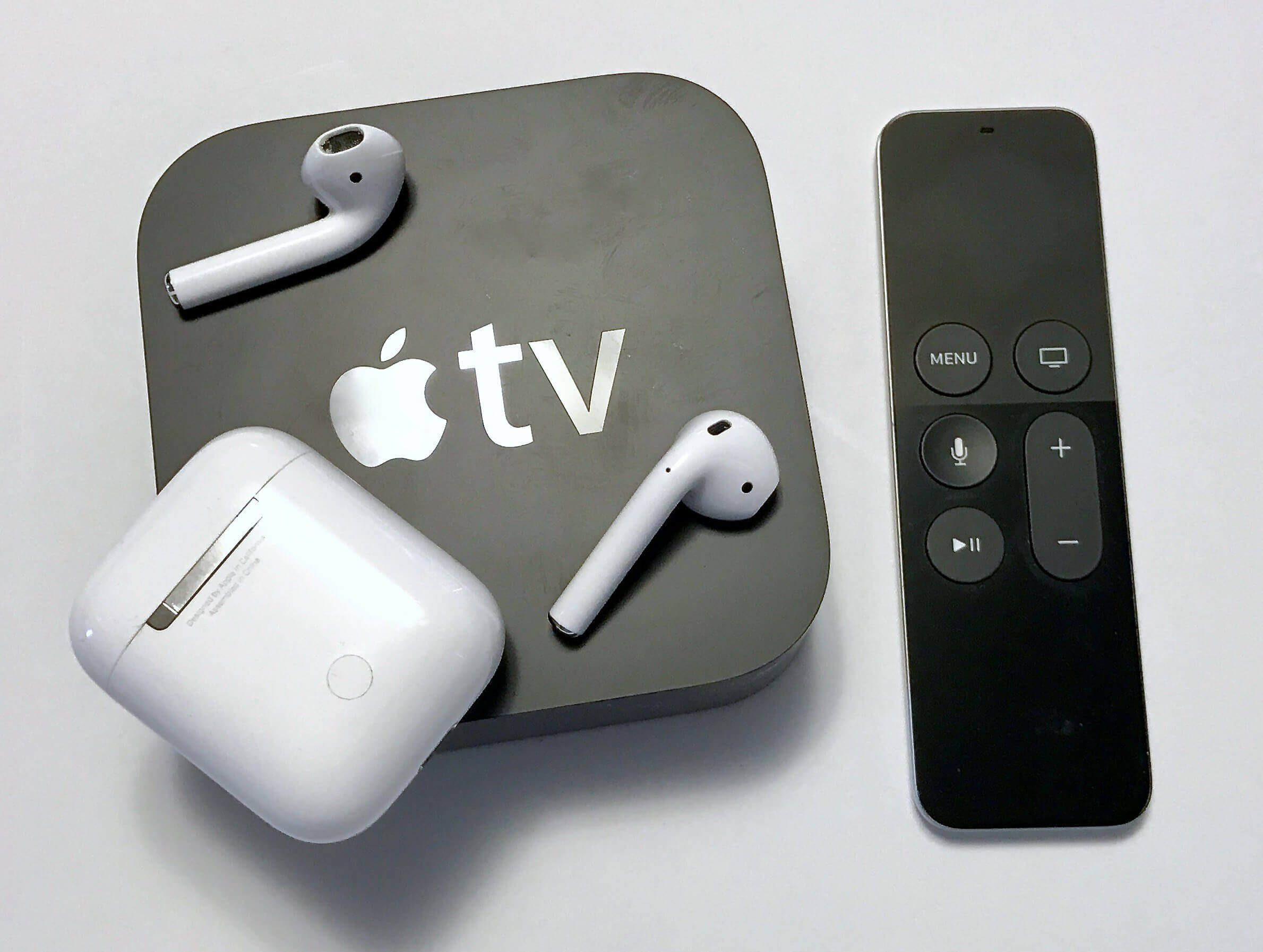 how to connect iphone with apple tv
