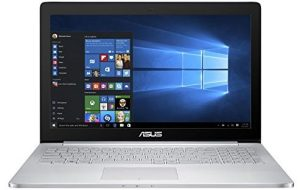 ASUS ZenBook Pro UX501VW Photo Editing Laptop