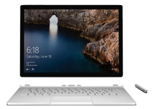 Microsoft Surface Book Best laptop for photo editing