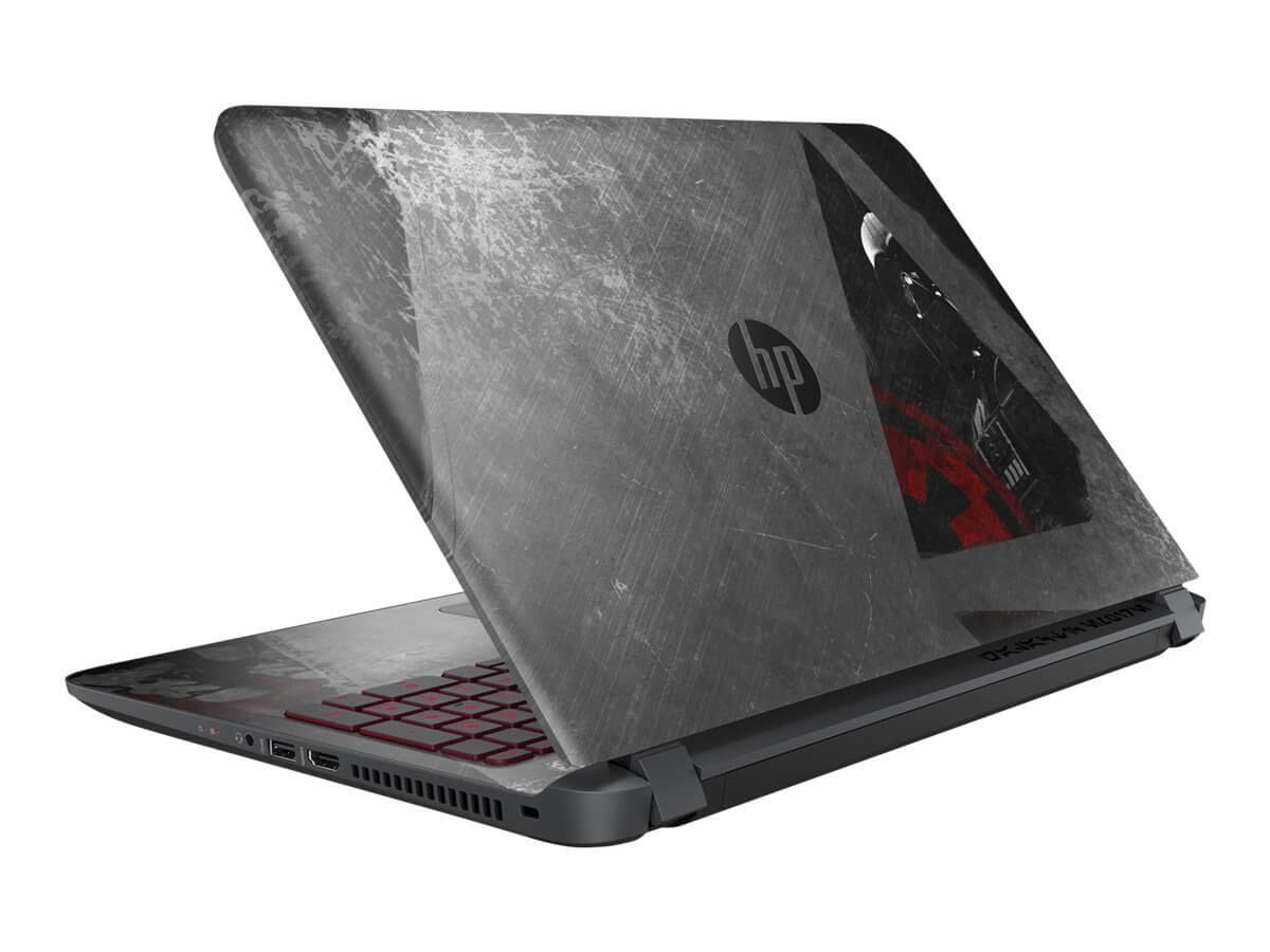 HP Pavilion 15 Star Wars Special Edition Best Windows 10 gaming laptops