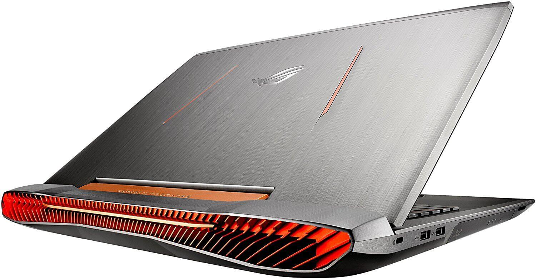 Asus ROG G752 Best Windows 10 gaming laptops