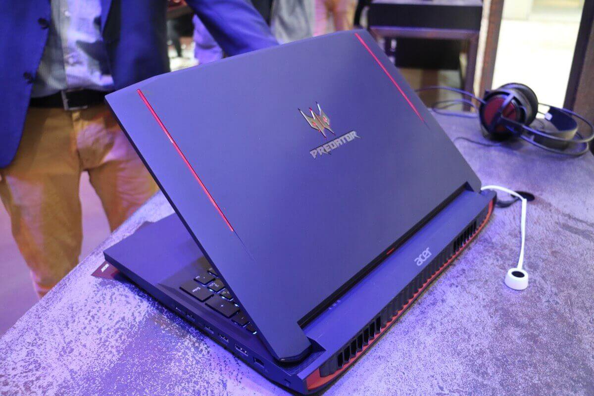 Acer Predator 17 Best Windows 10 gaming laptops