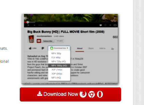 Easy youtube video downloader | Download Youtube videos in Full HD