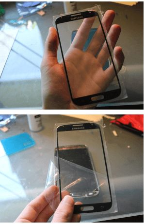 samsung galaxy s4 screen repair