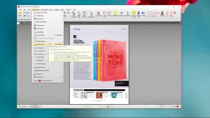 PDF-XChange Editor Alternatives to Nitro PDF Reader