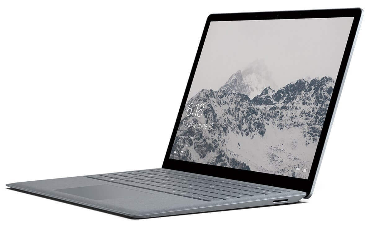 Microsoft Surface Laptop  : Best Portable Laptop for Quickbooks and Business owners