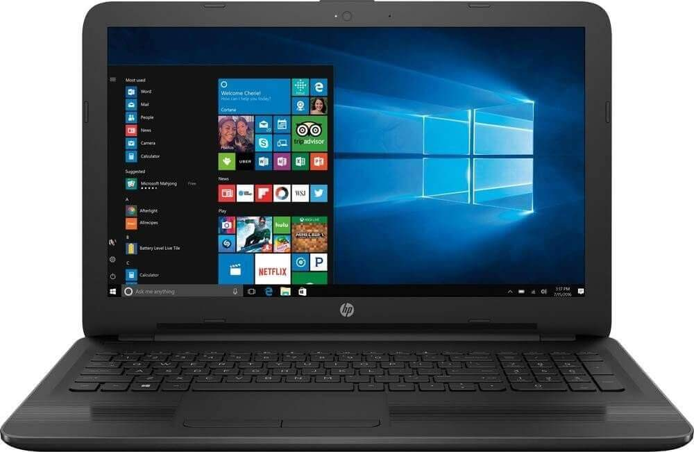 "HP 15.6"" Touchscreen Laptop PC (Best Business Touchscreen Laptop or Quickbooks Laptop under $500 dollars)"
