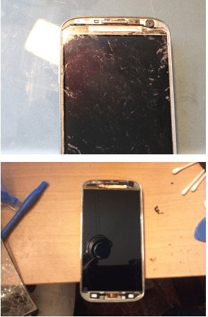 samsung s4 screen replacement cost, galaxy s4 screen and digitizer replacement