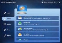 AOMEI Backupper: Best backup software for windows 10/8.1/8/7/XP/Vista