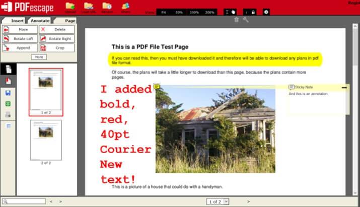 Pdf Editor Free Online The Best Tools To Edit Pdf