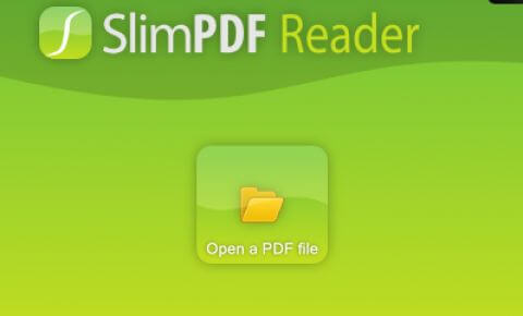 Slim PDF Reader Adobe Reader Alternatives