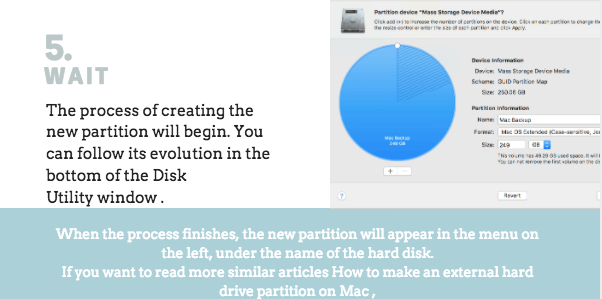 How to Make an External Hard Drive Partition on Mac
