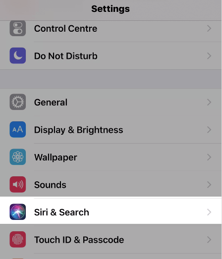 How To Turn On Hey Siri On Your iPhone with iOS