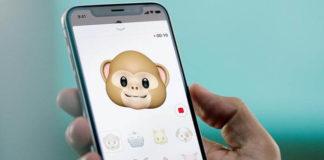 how to create and send animoji on iPhone X