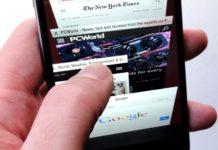 iPhone Safari gestures iOS