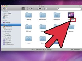 How to change the extension of a file on Mac