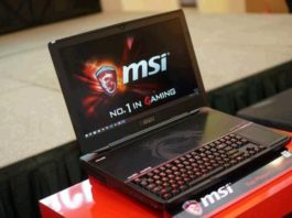 Gaming Laptop MSI GT73VR TITAN SLI, Titan Pro Review Specs 2018 US