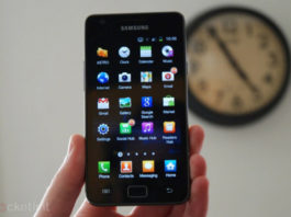 How to reset your Samsung Galaxy S to its factory settings