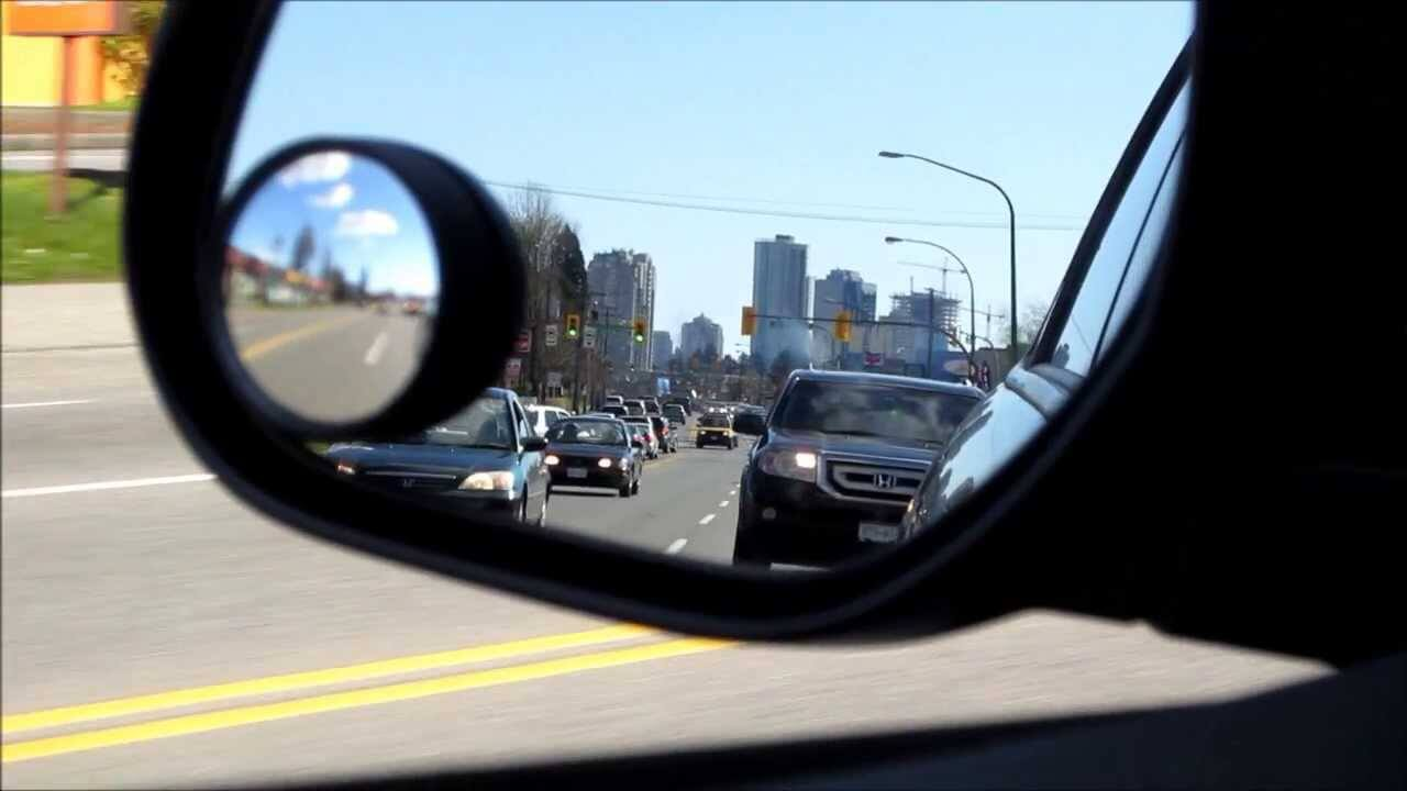 Anti-angle car mirror dead: Best safety gadget