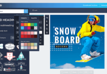 Best websites to create graphics online - Best Canva alternatives 2019