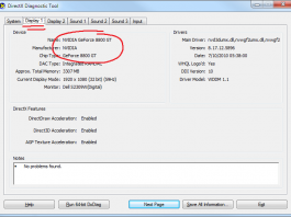 How to check which graphics card and which processor your Windows PC has?