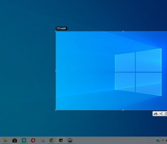 screenshot computer in Windows 10