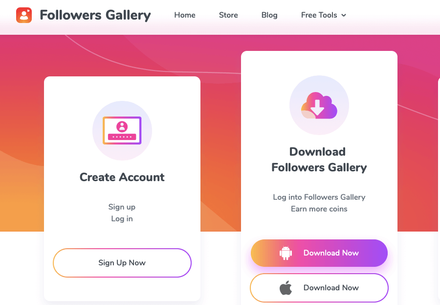 Followers Gallery: Get Free Instagram  Followers and Likes